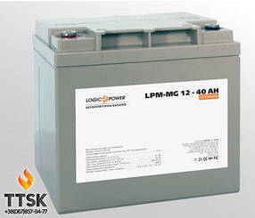 Аккумулятор AGM LP-MG 12-40 АН