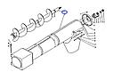 Шнек выгрузной Енисей-1200, фото 4