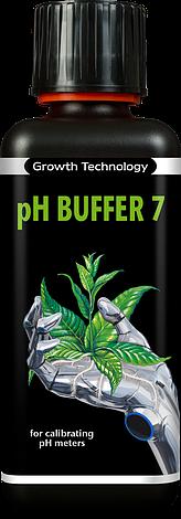 Калибровочная жидкость Growth Technology pH BUFFER 7 - 300мл, фото 2