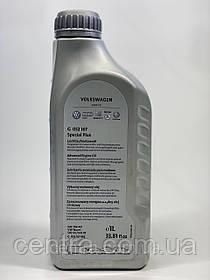 Моторное масло VOLKSWAGEN,AUDI,SEAT, SKODA 5W-40 1L