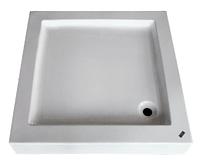 Душевой поддон CRW FTA0140 (80x80)
