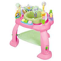 Игровой развивающий центр Huile Toys Музыкальный стульчик 696-Р