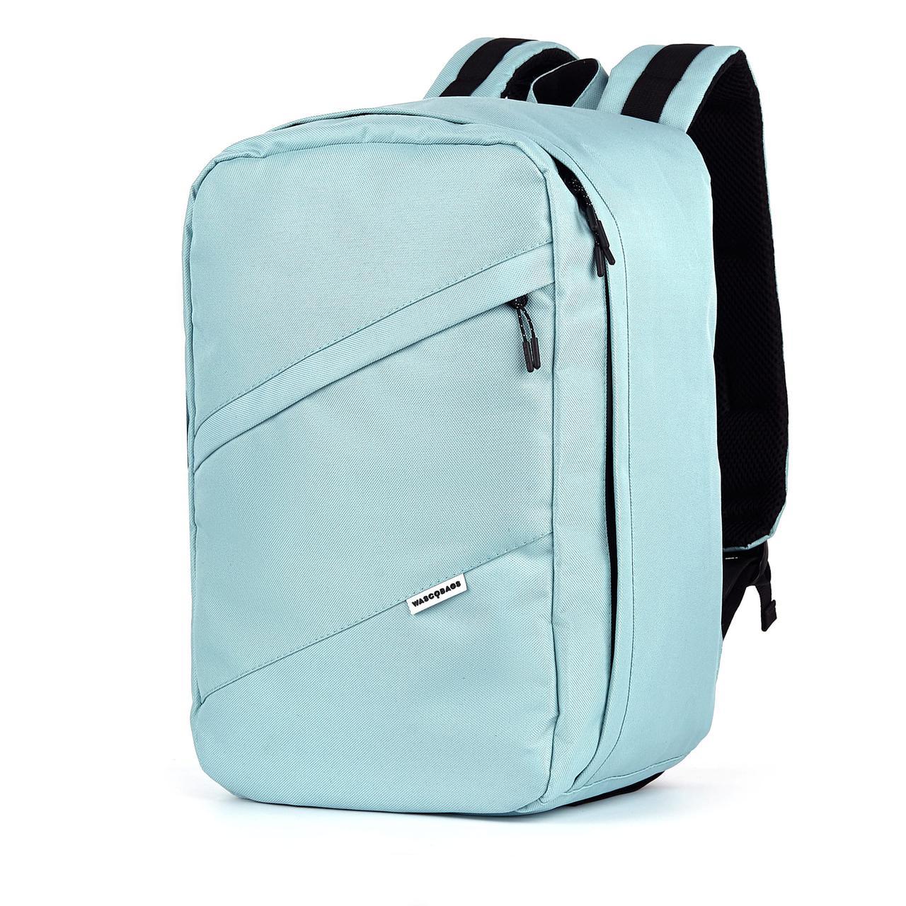 Рюкзак для ручной клади Wascobags 40x20x25 RW Мятный