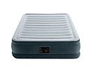 Надувная кровать Intex 67766, 99 х 191 х 33 , встроенный электронасос, фото 2