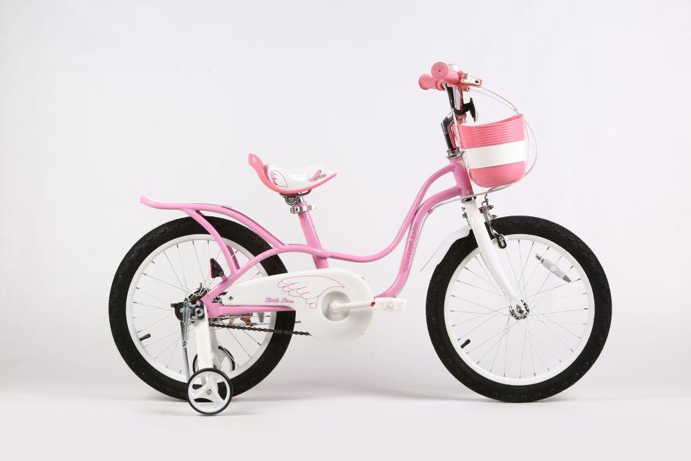 "Дитячий велосипед 16"" Royal Little Baby Swan"