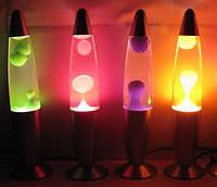 Лава лампы с воском Гигант 41 см