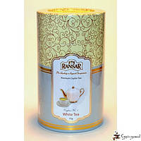 Белый чай RansaR ПРЕМИУМ «White tea» SILVER TIPS ж/б 70г