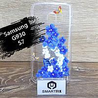 Чохол з малюнком для Samsung S7 (G930)