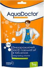 AquaDoctor C-90T 1кг хлор длительного действия