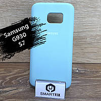 Силіконовий чохол для Samsung S7 (G930), фото 1