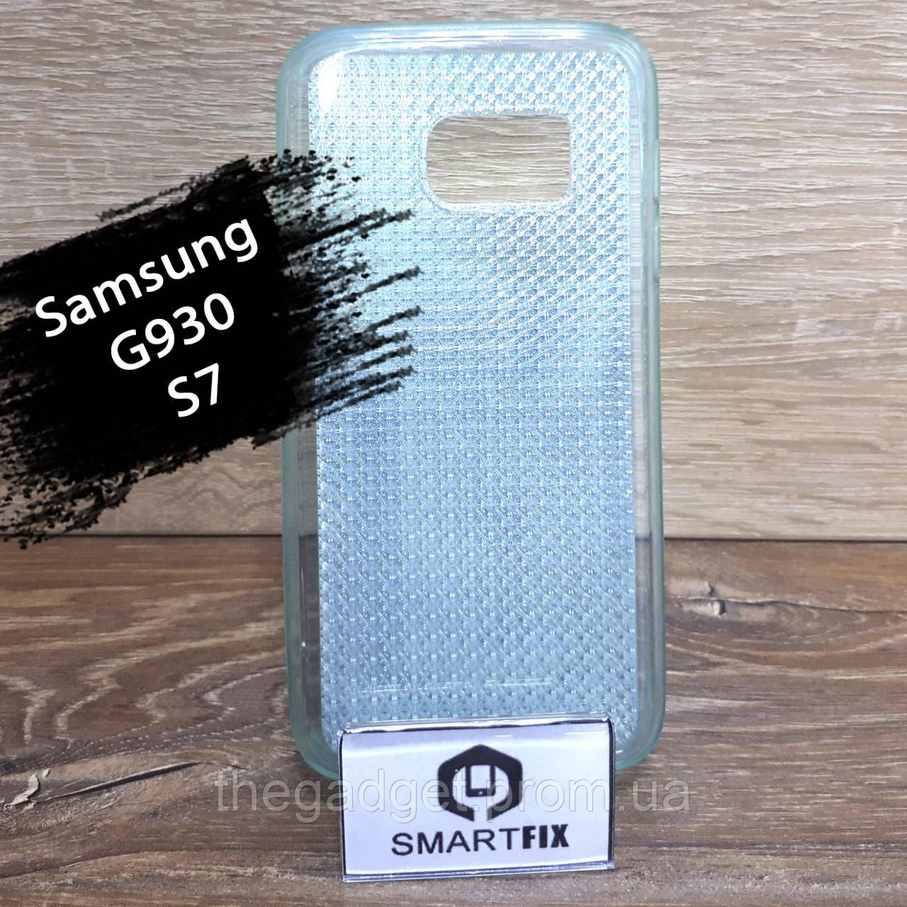 Силіконовий чохол для Samsung S7 (G930)