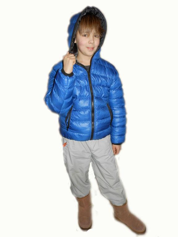 """Куртка демисезонная на мальчика """"Змейка"""""""