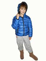 """Куртка демисезонная на мальчика """"Змейка"""", фото 1"""