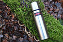Термос Thermos Light and Compact Flask, Midnight Silver, 0.75 L, фото 4