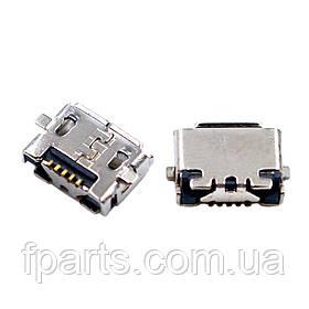Конектор зарядки Nokia E7-00, 5pin micro-USB тип B