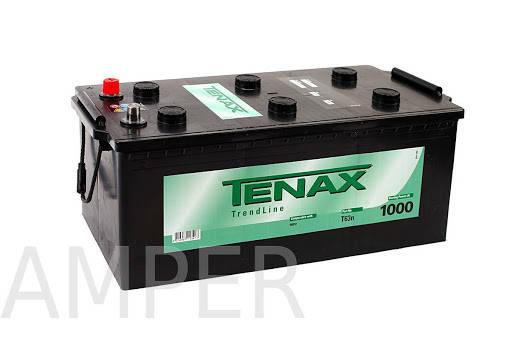 TENAX TREND LINE (180а/г) E Грузовой аккумулятор, фото 2