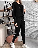 Костюм спортивный женский в расцветках 43601, фото 1