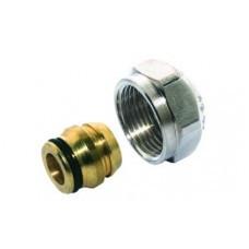 """Конусный соединитель для медной трубы и многослойной трубы, D=3/4"""" x 16мм, pexal"""