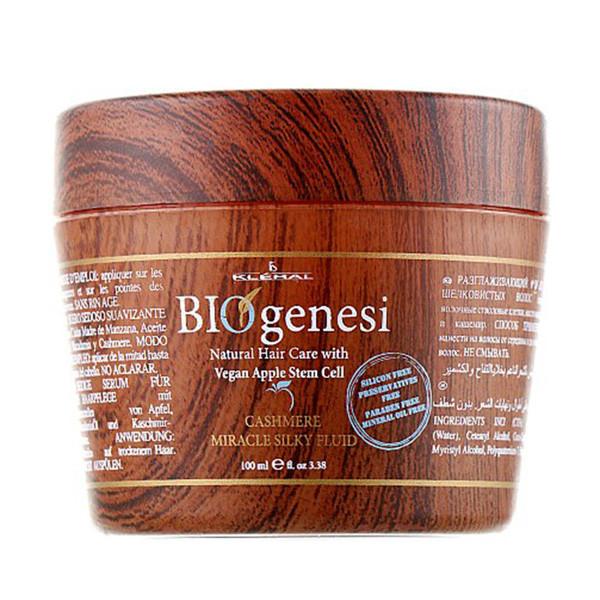 Флюид с протеинами кашемира Kleral System Biogenesi Cashmere Miracle Silky Fluid 100 мл