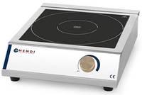 Плита индукционная Kitchen Line 3500 М HENDI 239780