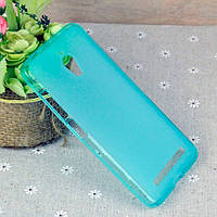 TPU чохол для Asus Zenfone GO ZC500TG блакитний, фото 1
