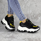 Кроссовки женские Fashion Andre 2173 36 размер 22,5 см Черный Размер 36 - 22,5 см, фото 3