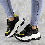 Кроссовки женские Fashion Andre 2173 36 размер 22,5 см Черный Размер 36 - 22,5 см, фото 4