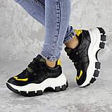 Кроссовки женские Fashion Andre 2173 36 размер 22,5 см Черный Размер 36 - 22,5 см, фото 6