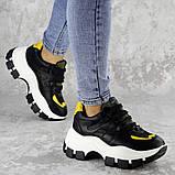 Кроссовки женские Fashion Andre 2173 36 размер 22,5 см Черный Размер 36 - 22,5 см, фото 7