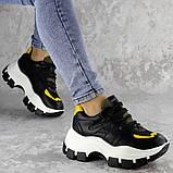 Кроссовки женские Fashion Andre 2173 36 размер 22,5 см Черный Размер 36 - 22,5 см, фото 8