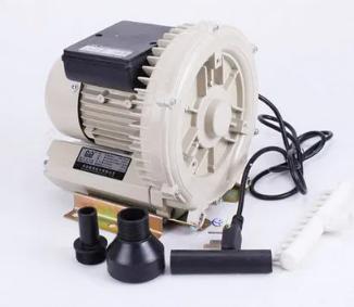 Компрессор-улитка, вихревой компрессор для пруда, промышленного рыбоводства SunSun HG-120C (350 л/мин)