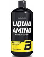 Амінокислоти BioTechUSA LIQUID AMINO 1l. (lemon)