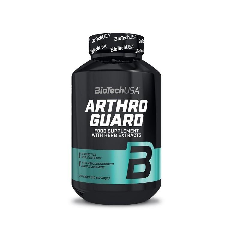 Для суставов BioTech Arthro Guard 120 caps.