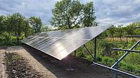 Солнечная сетевая электростанция 5 кВт под ключ