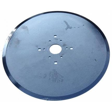 820-287C, Диск сошника 381x4 (без ступицы) (для диска 404-121S) 820-200C/820-121C), GP (Bellota), фото 2