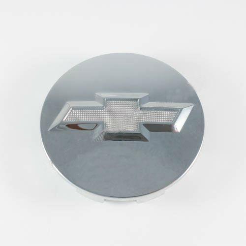 Ковпачок для диска Chevrolet хром (83 мм)