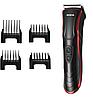 Бездротова машинка для стрижки волосся Rozia HQ-222, фото 2