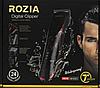 Бездротова машинка для стрижки волосся Rozia HQ-222, фото 7