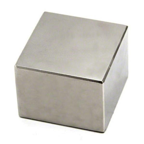 Неодимовый магнит квадрат 40x40x10 мм