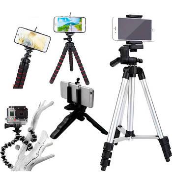 Штативы для телефонов и экшен-камер