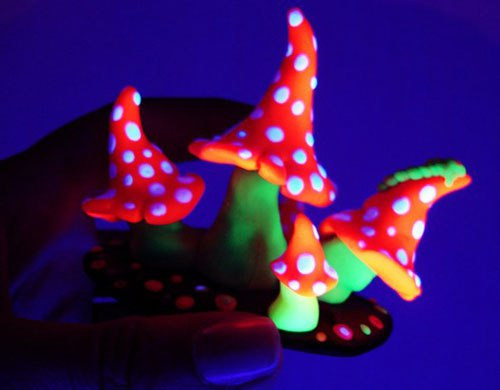 Люминофор белый зеленое свечение, размер 5-15 мкм, пробник,10 г (пигмент, светящийся в темноте)