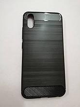 Чехол Vivo Y91C Carbon Black