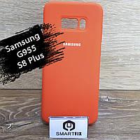 Силіконовий чохол для Samsung S8 Plus (G955)