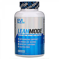 Жиросжигатель Evlution Nutrition LeanMode, 150 caps