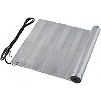 Алюминиевый нагревательный мат In-Therm AFMAT (Fenix, Корея) 1 м.кв Теплый пол под ламинат, паркетную доску, с, фото 1