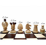 "Шахматы ""Королевские"" большие 440*440 мм, фото 4"