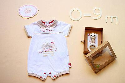 Песочник для мальчика BRUMS Италия 132BBFZ012 белый с бежевым