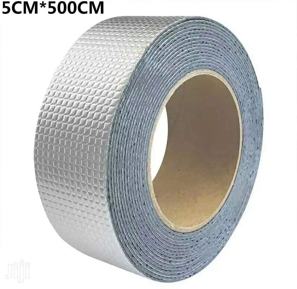 Лента скотч, водонепроницаемая усиленная клейкая лента скотч, Buryl Waterproof tape 1мм х5см x5мм
