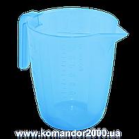 Мерный стакан 1 литр пластик