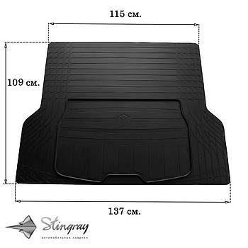 TRUNK MAT UNI BOOT L (137см Х 109см) Автомобильный коврик в багажник